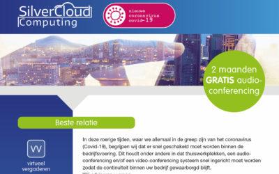 2 Maanden gratis audio conferencing