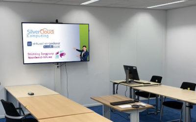 SilverCloud Computing richt vergaderkamers in voor ZNWV