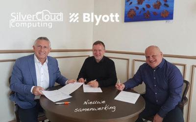 SilverCloud Computing, value added partner van Blyott